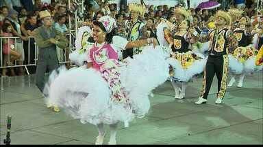 JPB2JP: Sanfona Branca, de Mangabeira II, vence concurso de quadrilhas da Capital - Tema: os amores de uma noiva.