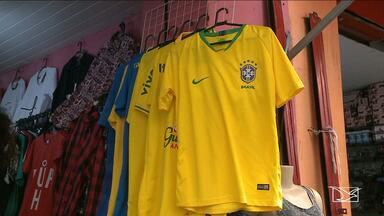 Jogos da seleção vão mudar a rotina dos maranhenses - Nos dias em que o Brasil estiver em campo, bancos e setores do comércio vão mudar o horário de funcionamento.