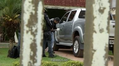 Prefeito de Paranhos, MS, é baleado na frente de casa - Estado de saúde de Dirceu Bettoni (PSDB) é estável. Polícia identificou um suspeito.