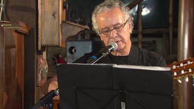 Turma da Savassi se reunia em padaria que tinha o mesmo nome - Compositor Pacífico Mascarenhas mostra músicas sobre o grupo