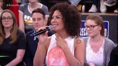 Fabiula Nascimento conta como é trabalhar com Emilio Dantas - Ela elogia o parceiro de cena