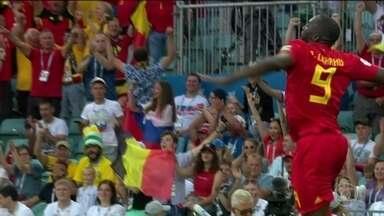 Bélgica vence estreante Panamá por 3 a 0 - Belgas confirmam favoritismo e vencem o Panamá com facilidade.
