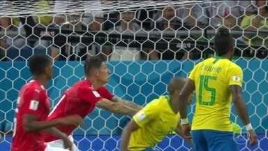 CBF vai se posicionar junto à FIFA sobre conduta do árbitro do jogo entre Brasil e Suíça - A FIFA considerou a arbitragem correta.