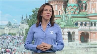 Bom Dia Brasil - Íntegra 19 Junho 2018 - O telejornal, com apresentação de Chico Pinheiro e Ana Paula Araújo, exibe as primeiras notícias do dia no Brasil e no mundo e repercute os fatos mais relevantes.