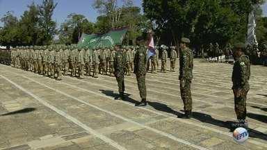 Escola de sargento das armas de Três Corações completa 100 anos - Escola de sargento das armas de Três Corações completa 100 anos