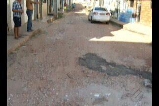 Calendário JL volta à passagem São Pedro, no bairro do Marco, em Belém - Moradores cobram obras de saneameto no local