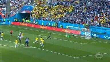 Confira como foi o dia de jogos da Copa - Confira mais notícias em g1.globo.com/ce