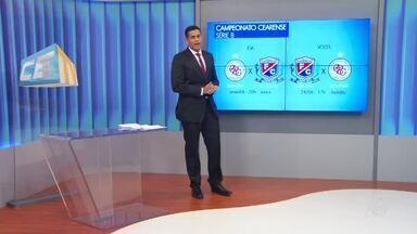Times do Cariri mantêm durante a Copa treinos para a Série B do Cearense - Confira mais notícias em g1.globo.com/ce