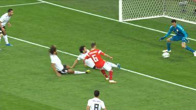 Rússia 3 x 1 Egito - Melhores Momentos