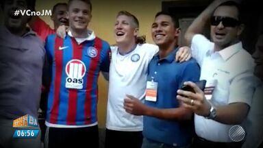 A Bahia na Copa: veja as semelhanças do estado com o grupo F do mundial - Confira na série especial do esporte no JM.