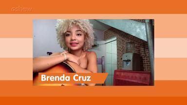 Conheça Brenda Cruz, talentosa cantora lírica e popular do subúrbio de Salvador - Confira a história no vídeo!