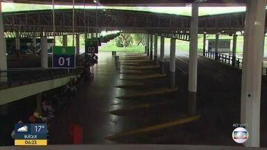 Terminal Integrado de Passageiros (TIP) monta esquema especial para o São João - mais procura é por ônibus que seguem para polos juninos no Agreste