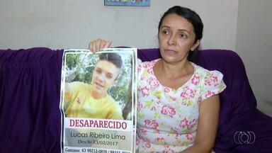 Polícia Civil diz que segue investigando caso de jovem desaparecido há mais de um ano - Polícia Civil diz que segue investigando caso de jovem desaparecido há mais de um ano