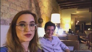 Mateus Solano e Miguel Thiré apresentam espetáculo 'Selfie' no Teatro Amazonas - Peça teatral é apresentada pela primeira vez em Manaus, nos dias 23 e 24 de junho.