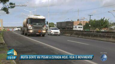 """Estradas baianas terão policiamento reforçado durante as festas juninas - Confira os detalhes da """"Operação São João"""" da Polícia Rodoviária Federal."""