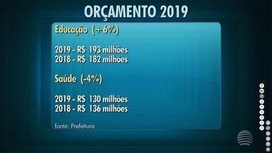 Prefeitura apresenta projeito de Lei de Diretrizes Orçamentárias em audiência pública - Previsão é que orçamento de 2019 seja de R$ 663 milhões.