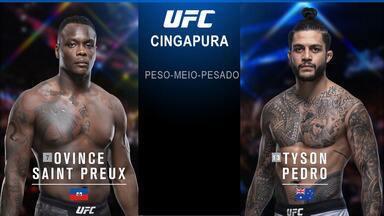 Ovince St-Preux x Tyson Pedro