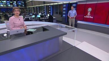 Jornal da Globo, Edição de segunda-feira, 02/07/2018 - As notícias do dia com a análise de comentaristas, espaço para a crônica e opinião.