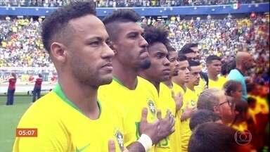 Bélgica vira o jogo e elimina a seleção do Japão da Copa da Rússia - A partida terminou em 3 a 2. A Bélgica é o próximo adversário do Brasil.