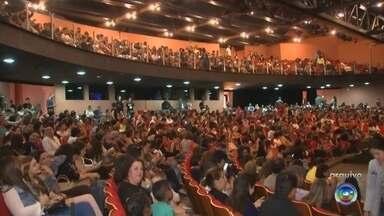 Festival Internacional de Teatro em Rio Preto começa nesta quinta-feira (5/7) - Artistas do noroeste paulista, de outros Estados e até países estão na contagem regressiva para o Festival Internacional de Teatro (FIT) que começa nesta quinta-feira (5/7).
