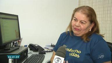 Idosos participam de boa parte do mercado de trabalho no Ceará - Saiba mais em g1.com.br/ce