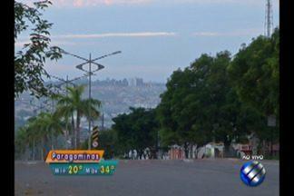 Confira a previsão do tempo em Belém e no interior do estado nesta terça-feira, 3 - Previsão do tempo.