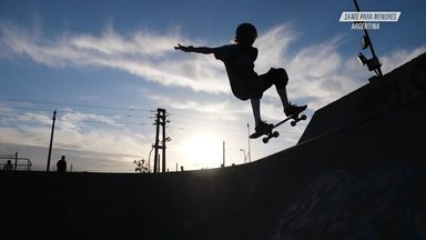 Skate Para Menores: 14