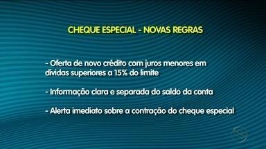 Regras do Cheque Especial foram alteradas em todos os bancos do país - Medida foi tomada para reduzir o superendividamento e a inadimplência.