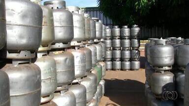 Gás de cozinha e água terão aumento no Tocantins - Gás de cozinha e água terão aumento no Tocantins