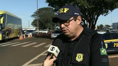 Aumenta número de maconha apreendida pela Polícia Rodoviária Federal - No primeiro semestre do ano passado foram apreendidas quase duas toneladas de maconha. No mesmo período desse ano, foram mais de quatro toneladas.