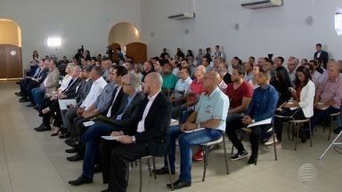 'Agora Dracena' promove debate para desenvolvimento regional - Iniciativa da TV Fronteira enfatizou características produtivas da Nova Alta Paulista.