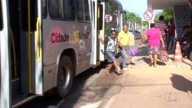Três linhas do transporte público de Palmas têm as frotas reduzidas durante julho - Três linhas do transporte público de Palmas têm as frotas reduzidas durante julho
