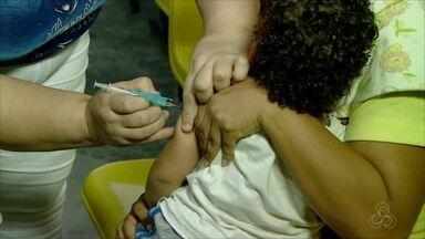 Secretaria Municipal de Saúde confirma morte de criança de 7 meses por sarampo em Manaus - Capital decretou emergência após registrar 271 casos confirmados desde março deste ano.