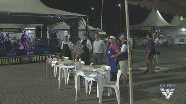 Festa Inverno é atração para toda a família em Santos - Evento ocorre na Arena Santos, no bairro Vila Mathias.