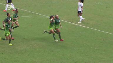 Veja os gols de Iranduba 1 x 1 Corinthians, pelo Brasileirão feminino - Partida ocorreu nesta quinta, na Arena da Amazônia, em Manaus, e foi válida pela nona rodada da competição nacional