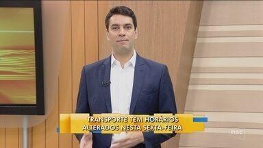 Serviços na capital sofrem alterações por causa do jogo do Brasil nesta sexta-feira (6) - Serviços na capital sofrem alterações por causa do jogo do Brasil nesta sexta-feira (6)
