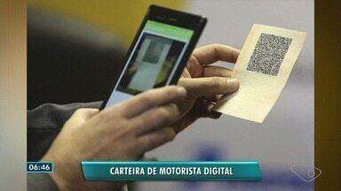 Diretor do Detran-ES tira dúvidas sobre carteira de motorista digital - Agora, CNH digital é obrigatória.