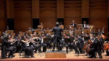 Orquestra Sinfônica de Sergipe realiza concerto em Aracaju - Sinfonias do compositor tcheco Antonin Dvorák e do compositor inglês Edvard Elgar serão apresentadas.