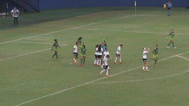Gol anulado do Corinthians: Pardal marca, mas árbitro anula gol contra o Iranduba - Duelo da oitava rodada ocorreu nesta quinta, na Arena da Amazônia, em Manaus.