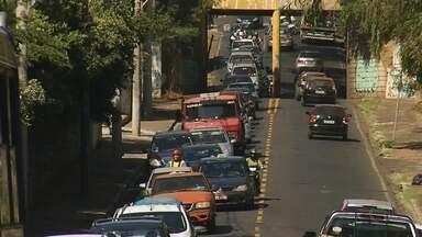 Rio Preto anuncia construção de viadutos para melhorar trânsito na cidade - Nesta sexta-feira (6), o prefeito Edinho Araújo anunciou a construção de viadutos que irão ligar o Centro da cidade à região Norte com o objetivo de melhorar o trânsito de São José do Rio Preto (SP).