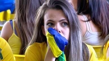 Brasil perde jogo contra a Bélgica e é eliminado da Copa do Mundo - Derrota deixou torcedores do Oeste Paulista chateados.