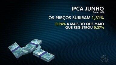 Levantamento Do Índice de Preços ao Consumidor Amplo de Aracaju é divulgado pelo IBGE - A pesquisa revelou que a paralisação dos caminhoneiros elevou os preços de vários produtos e serviços na capital sergipana.