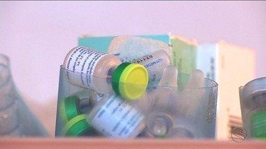 Ministério da Saúde alerta sobre vacinação contra o sarampo - Alerta também foi feito para a baixa cobertura vacinal contra a poliomielite.