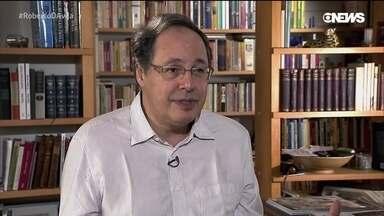 Eduardo Giannetti da Fonseca fala da sua paixão por livros