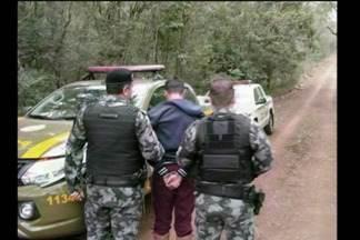 Brigada Militar prende em Alecrim homem procurado pela Interpol - O homem era procurado por homicídio.