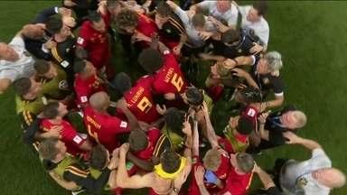 Após eliminar o Brasil, Bélgica ganha moral para buscar o título inédito - Após eliminar o Brasil, Bélgica ganha moral para buscar o título inédito