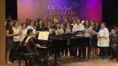 Universidade de Fortaleza é palco do XX Festival Eleazar de Carvalho - Saiba mais em g1.com.br/ce