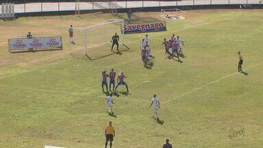 Quarta Divisão: Grêmio Sãocarlense encerra participação no primeiro turno - Equipe empatou em 0 a 0 com o Comercial no domingo.
