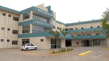 Hospital do Trauma está fechado há quatro meses em Campo Grande - Unidade já deveria estar recebendo vários pacientes.