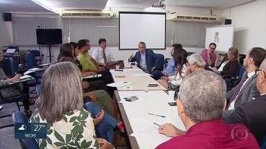Comitê dos Direitos das Crianças da ONU visita unidades de ressocialização em Pernambuco - Funase de Caruaru e Case Santa Luzia, no Cordeiro, receberam a visita do representante do comitê.